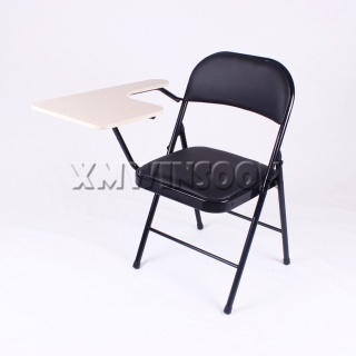 Metal Tablet Arm Folding Chairs
