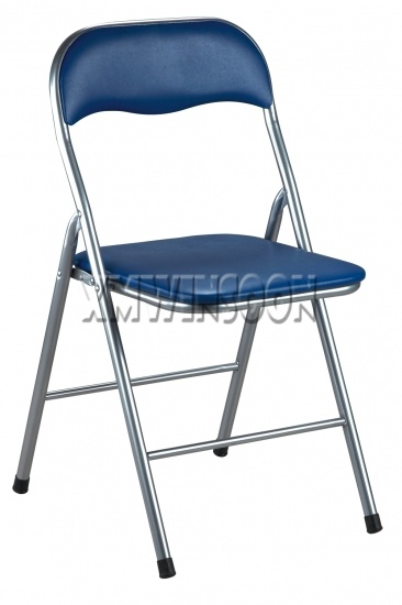 Cheap Metal Printing Padded Folding Chairs AC0030 Chinese Furniture Manufactu