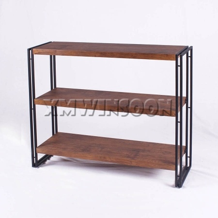 3 Metal MDF Display Storage Shelf