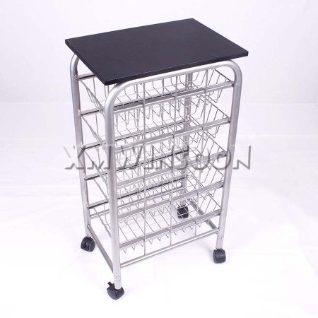 Metal Kitchen Island Cart On Wheels