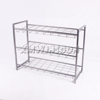 Small Size Metal Wire Shoe Rack