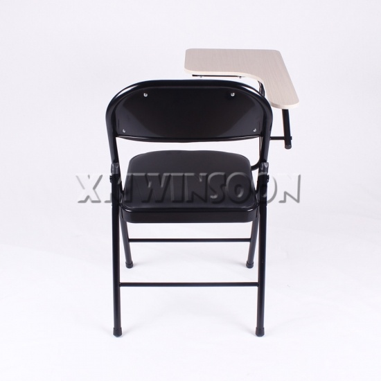 office school furniture cheap school right hand tablet arm folding
