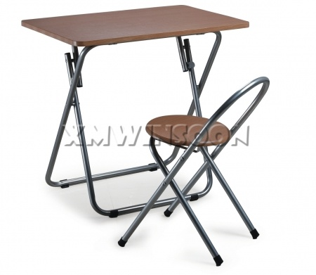 Personal Metal Folding Table And Chairs